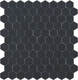 Matt Black Hex