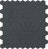 Matt Dark Grey Hex