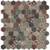 Decor Terre Beige Hex