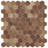 Terre Cotto Hex